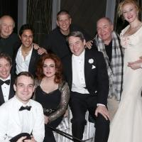 Photo Coverage: Martin Short, Katie Finneran &  Maulik Pancholy Join Cast of IT'S ONLY A PLAY on Broadway!