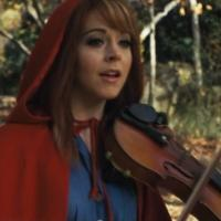 Lindsey Stirling Performs Lively INTO THE WOODS Medley In New Disney Music Video
