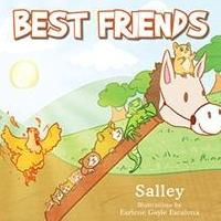 Salley Releases New Picture Book for Kids