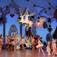 Photo Flash: First Look at George Balanchine's THE NUTCRACKER at NYC Ballet