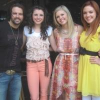 Photo Flash: Jetset Getset and More Fill The Fillin' Station in Kingston Springs