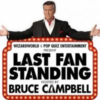 Bruce Campbell to Host New Original Series LAST FAN STANDING for CONtv