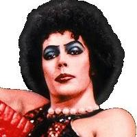 FLASH FRIDAY: I'm Going Home! ROCKY HORROR Returns At Last, This Time On The Small Screen