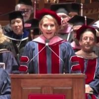 STAGE TUBE: Joyce DiDonato Delivers Heartfelt Commencement Speech at Juilliard