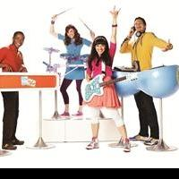 Nickelodeon's The Fresh Beat Band's Live Tour Comes to The Hanover Tonight