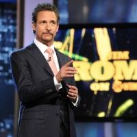 JIM ROME ON SHOWTIME Returns Next Month