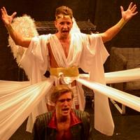 BWW Reviews: COMING: A ROCK MUSICAL OF BIBLICAL PROPORTIONS is Irreverent Fun