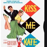 Cole Porter's KISS ME KATE Leads Blu-ray Musical Collection, Out 3/3