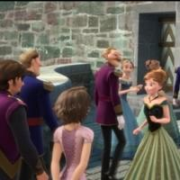 Photo Flash: TANGLED, WRECK IT RALPH, Mickey Mouse and More Appear in FROZEN 'Hidden Gems'
