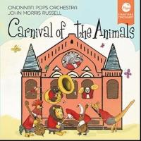 Georgia Stitt and Jason Robert Brown's 'Waiting for Wings' Featured on Cincinnati Pops' Album CARNIVAL OF ANIMALS