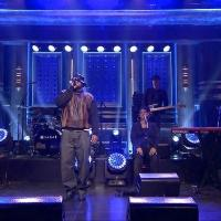 VIDEO: Rapper Ghostface Killah Performs 'Love Don't Live Here No More' on TONIGHT
