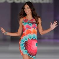 Adriana Lima Stars in Desigual's Spring-Summer 2014 Collection 'For Everybody: Sex, Fun & Love'