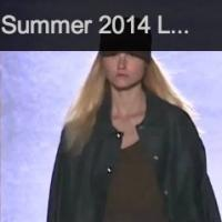VIDEO: Fashion Show 'PEDRO PEDRO' Spring Summer 2014 Lisboa