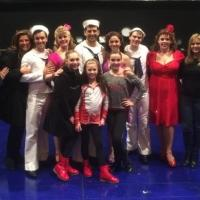 Photo Flash: Stars of Lifetime's DANCE MOMS Visit Broadway's ON THE TOWN