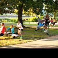 PlayCore Awards Fitness National Demonstration Site Award to Two Outdoor Fitness Parks