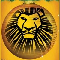 Disney's THE LION KING Plays Holidays at Hollywood Pantages, Beg. Tonight