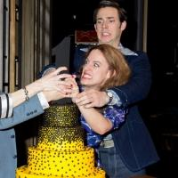 Photo Coverage: Earth's Still Movin'- BEAUTIFUL Celebrates One Year on Broadway!