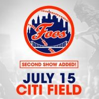 FOO FIGHTERS Add Second Citi Field Show; Tix on Sale 1/30
