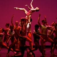 Smuin Ballet Kicks Off 20th Anniversary Season with Montana Tour Today