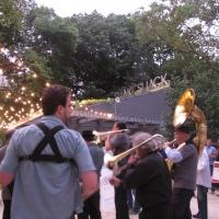 JUSTICE FOR JAZZ ARTISTS! NYC Jazz Musicians Protest for Pensions at Madison Square Park, 8/7