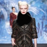 Photo Flash: Sneak Peek at Naeem Khan's Designs, on Display at The Globe Guilders' 2015 Fashion Show