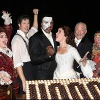 BWW TV: 11,000 Performances and Still Going! THE PHANTOM OF THE OPERA Cast Celebrates Another Milestone