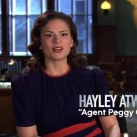 VIDEO: Sneak Peek - Behind-the-Scenes of ABC's MARVEL'S AGENT CARTER
