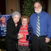 FREEZE FRAME: Dr. Ruth Hosts BECOMING DR. RUTH Book Signing