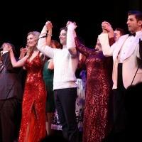 Photo Coverage: LITTLE ME Cast Takes Final Encores! Bow