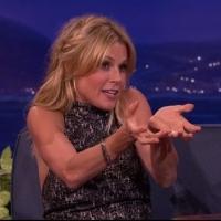 VIDEO: Sneak Peek at Julie Bowen's Kangaroo Testicle Lesson on Tonight's CONAN