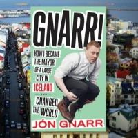 Jon Gnarr and Hamilton Nolan Appear at the Strand Book Store Today