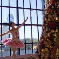 The Houston Ballet Presents Free Wortham Theater Center Tree Lighting Ceremony Today