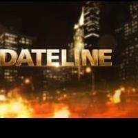 DATELINE NBC Takes No. 1 in Friday Primetime