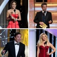 Jennifer Lawrence, Jimmy Fallon & More Added to GOLDEN GLOBE AWARD Presenters Line Up
