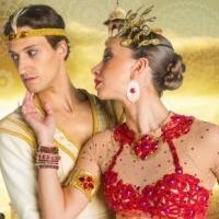 Joffrey Ballet Presents LA BAYADÈRE: THE TEMPLE DANCER Tonight