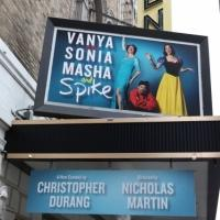 Up on the Marquee: VANYA AND SONIA AND MASHA AND SPIKE