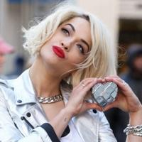 Rita Ora New Face of DKNY