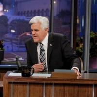 TONIGHT SHOW WITH JAY LENO Delivers Highest Overnight Rating Since 2010