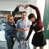 Photo Flash: Ryan Trecartin Appears at Frost Art Museum