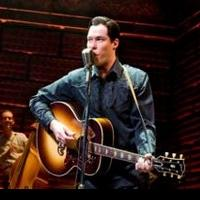 BWW Interviews: Walking The Line with MILLION DOLLAR QUARTET's Johnny Cash, Scott Moreau