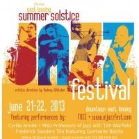 Cyrille Aimee, Tim Warfield & More Set for East Lansing's 2013 Summer Solstice Jazz Festival, Beg. Today
