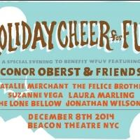 Suzanne Vega Joins HOLIDAY CHEER FOR FUV Concert at the Beacon, 12/8