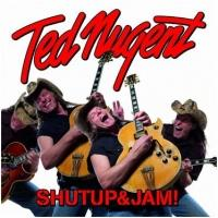 Multi-Platinum Guitar Icon TED NUGENT Releases New Album 'Shutup & Jam'