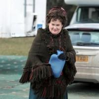 Susan Boyle Sends Message & First Image from Set of Debut Film THE CHRISTMAS CANDLE