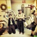 Photo Flash: Saturday Intermission Pics, Dec 29 - New Year's Edition - NEWSIES Ushers in 2013 and More!