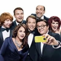 IT'S ONLY A PLAY, Starring Nathan Lane and Matthew Broderick, Begins Previews Tonight; Student Rush Policy Announced