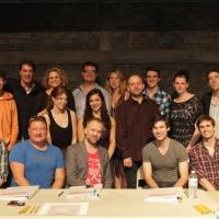 Photo Flash: In Rehearsal with the Cast of 'REVOLUTION IN THE ELBOW' at Minetta Lane