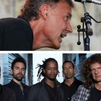 Pat Metheny Unity Group & Bruce Hornsby with Sonny Emory Headline Campfire Tour 2014 at NJPAC Tonight