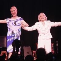 Photo Flash: Carol Channing Returns to Town Hall with Justin Vivian Bond!