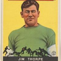 The Met Museum Presents GRIDIRON GREATS: VINTAGE FOOTBALL CARDS IN THE COLLECTION OF JEFFERSON R. BURDICK, Now thru 2/10